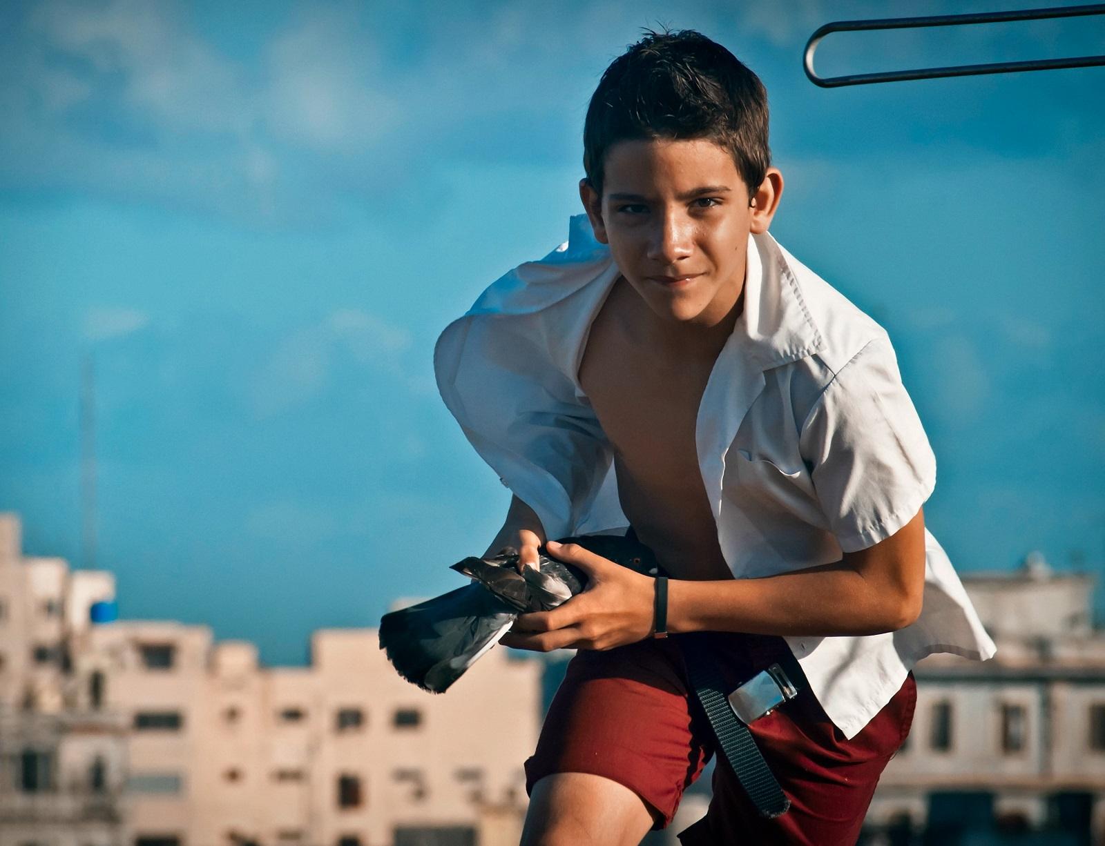Conducta / Behaviour / Συμπεριφορά FeCHA Φεστιβάλ Ισπανόφωνου Κινηματογράφου