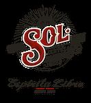 FC Sol logo Cotton White backgr